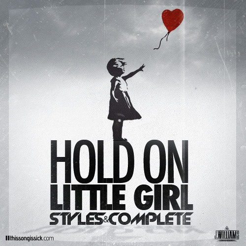 Hold On Lil Girl