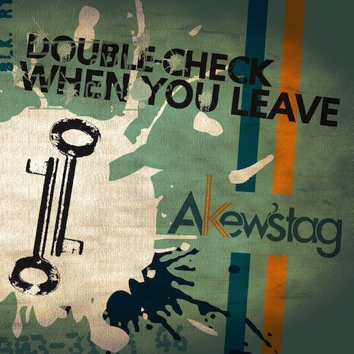 """Three Tracks of the Debutalbum """"double-check when you leave"""""""