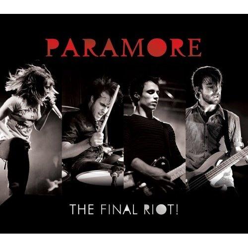 Let The Flames Begin [Live]
