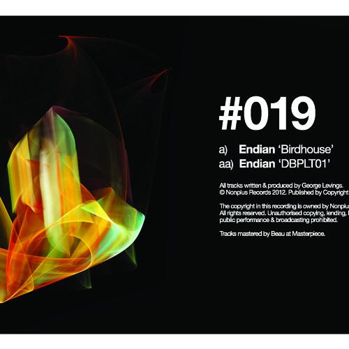 NONPLUS 019-ENDIAN-AA-DBPLT01
