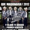 Download La Maquinaria Norteña - Y Es Que Te Quiero  [Estudio 2012] Mp3