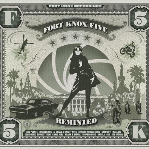 """Tito Puente - """"Ran Kan Kan (Thunderball vs. Fort Knox Five Remix)"""""""