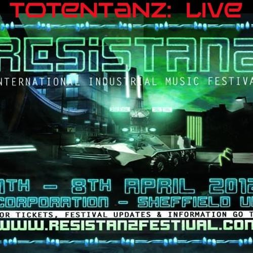 Live @ Resistanz Festival 2012