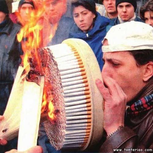 El fumon - Mc Luisde