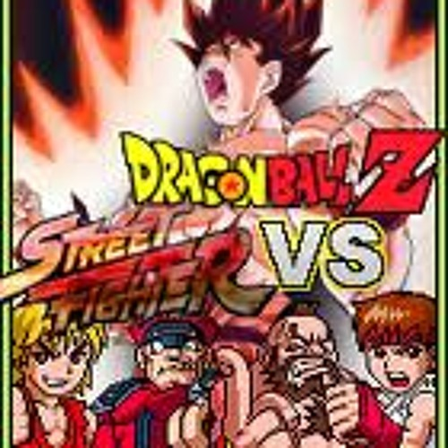 DragonBall Z Vs. Street Fighter 2 (Z-Mix Mix)