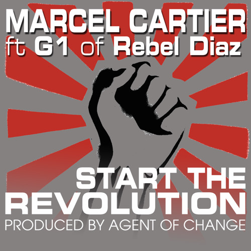 FREE DOWNLOAD: Marcel Cartier ft G1 (Rebel Diaz) - Start the Revolution (prod Agent of Change)