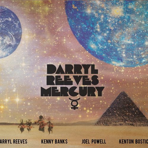 """Solstice"" feat Kebbi Williams - Darryl Reeves"