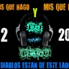 DJ Tego - Mix Llegamos A La DISCO 2012