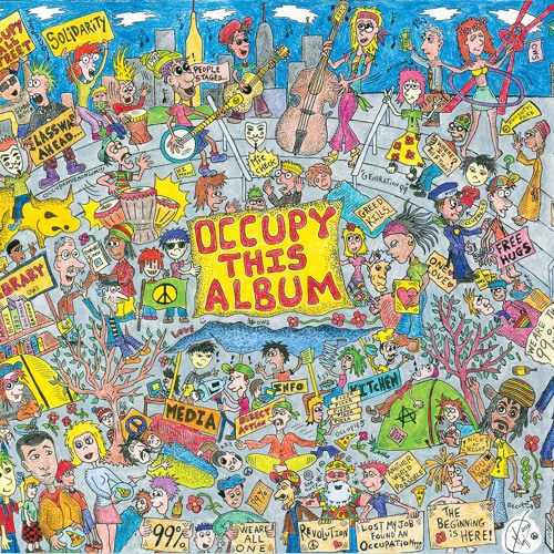 """Occupy This Album"" Digital Sampler"
