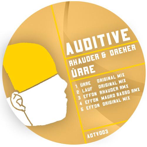 Rhauder und Dreher - Ürre - Original Mix -  schnipsel