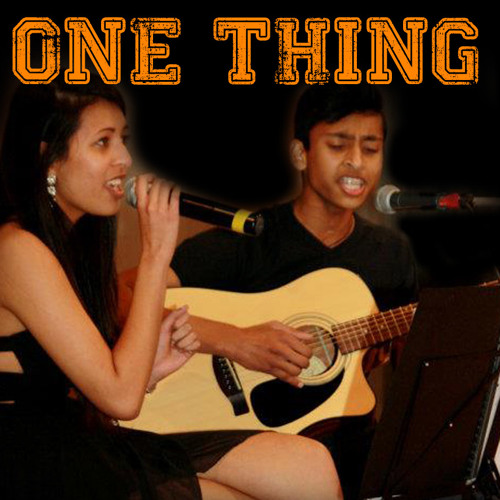 One Thing - One Direction Cover by Nadeesha and Madhawa Mapa