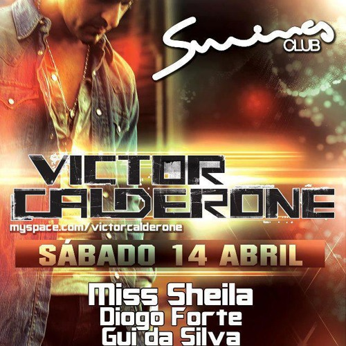 Miss Sheila @ Swing with Victor Calderone April 2012
