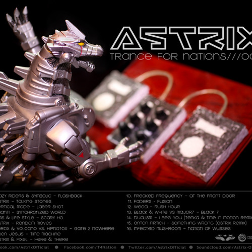 Astrix - Trance For Nations///009  FullPack Download (Track List Inside)  http://yousend.it/IZojHQ