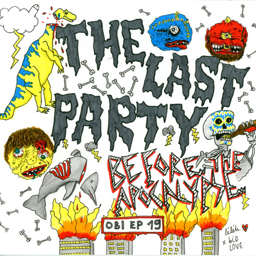 BAKINZEDAYZ - The last party (before the Apocalypse) - Out soon on VINYL PRESERVATION SINDYCATE