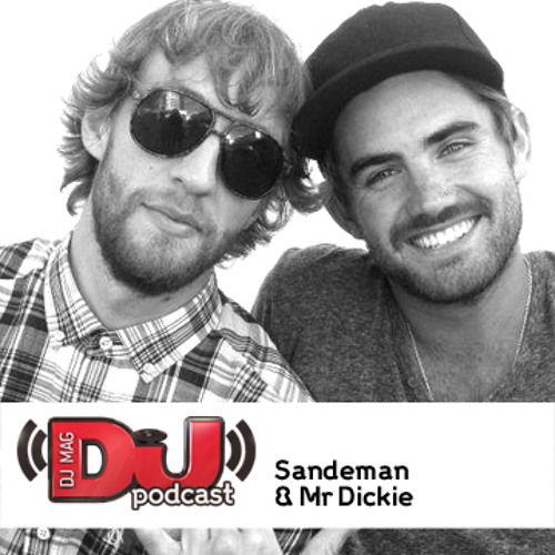 DJ Weekly Podcast: Sandeman & Mr Dickie (Wildkats)