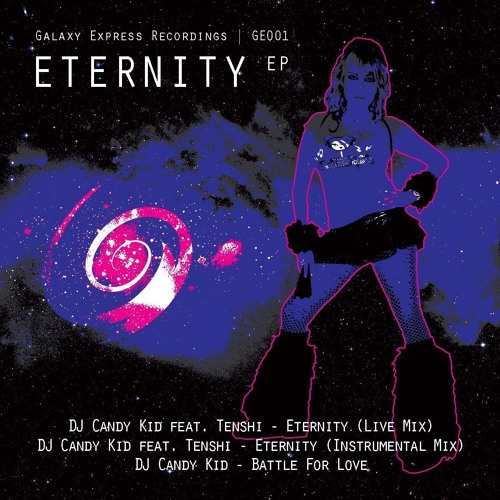 DJ Candy Kid feat. Tenshi - Eternity (Live Mix)