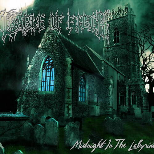 Cradle of Filth - A Gothic Romance (Red Roses For The Devil's Whore) (from Midnight in the Labyrinth)