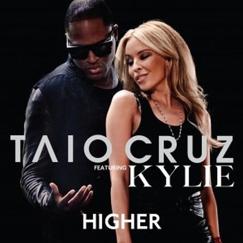 Taio Cruz feat. Kylie Minogue - Higher - Purple Project Bootleg