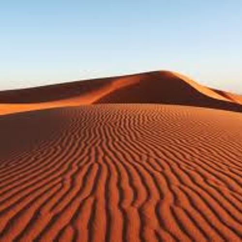 Sand on skin