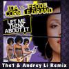 Ida Corr vs. Fedde Le Grand - Let Me Think About It (The1 & Andrey Li Remix)