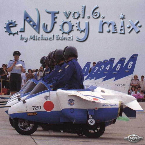 eNJoy mix 06 - megamix - by Michael Bánzi