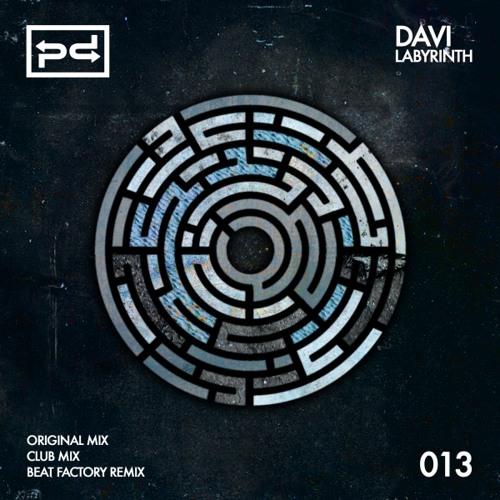 DAVI - Labyrinth (Club Mix)