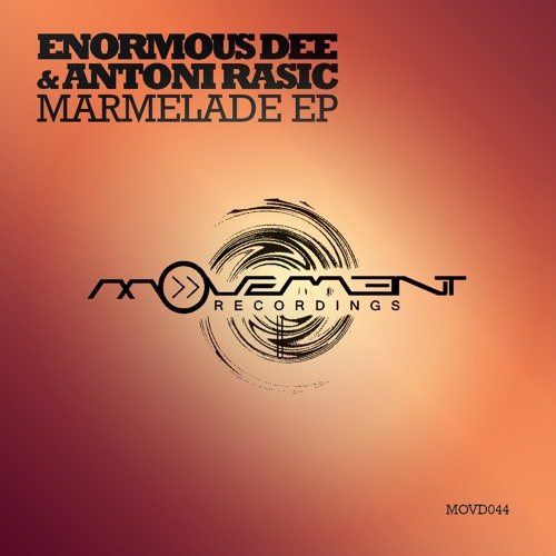 Enormous Dee - Marmalade (original mix)  // PREVIEW