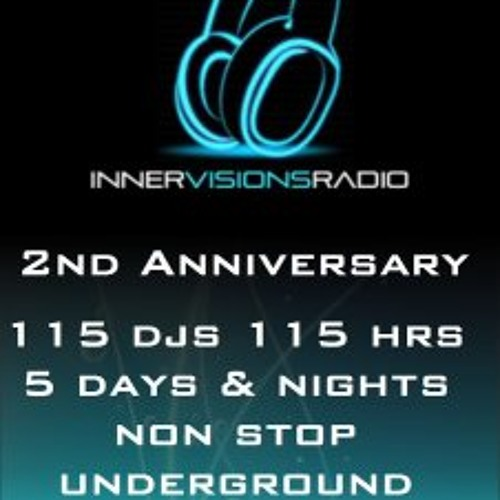 Silinder -Innervisions Radio 2nd Anniversary Mix