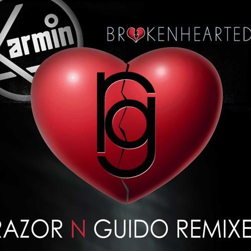 Karmin - Broken Hearted  (Razor N Guido Vocal Mix)