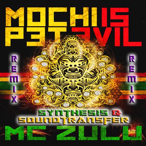 MOCHIPET IS EVIL - DJ Synthesis & Soundtransfer Remix - FREE DOWNLOAD!