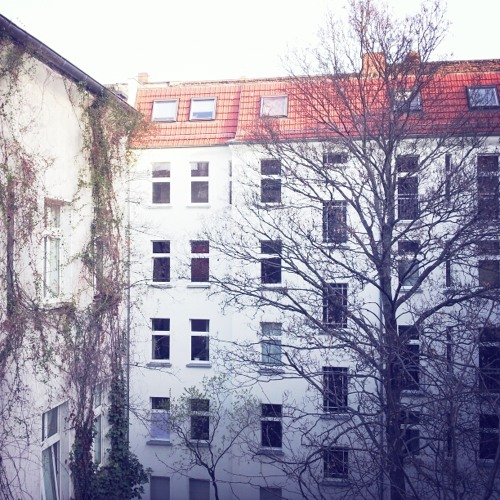 New Sounds To Wake Up To at Richard-Sorge-Strasse