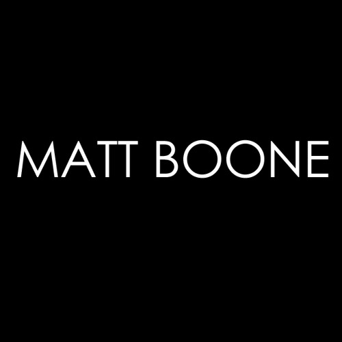 Tattoine - Matt Boone & The Royal Ruffians