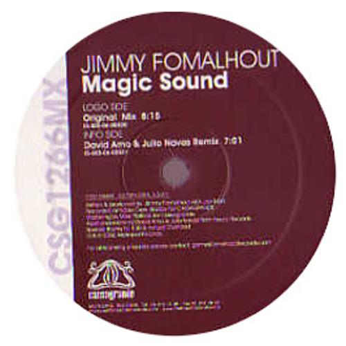 Jimmy Fomalhaut - Magic Sound (David Amo And Julio Navas Rmx)