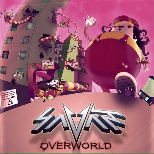 Savant - OVERWORLD - JUNE 6th 2012 [final album teaser]