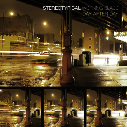 """12 - STEREOTYPICAL WORKING CLASS """"Walk away"""""""