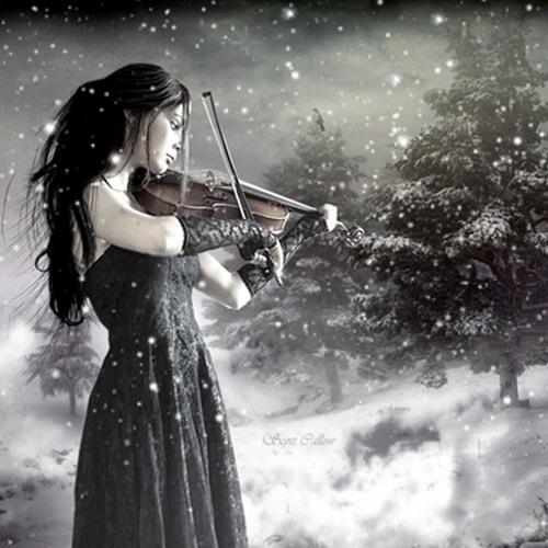 Violin UnderTheRain