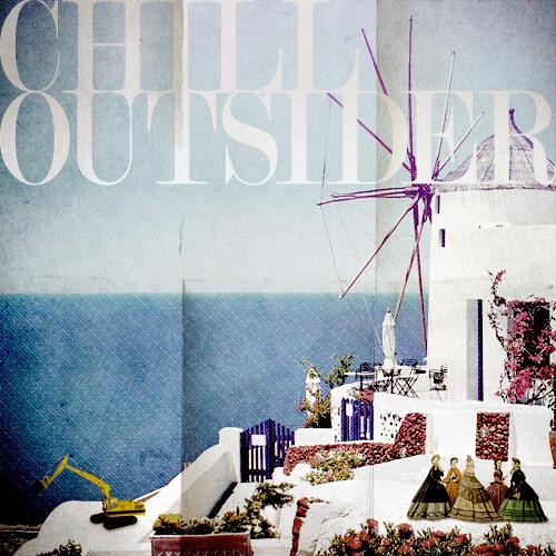 Chill outsider mixed by Wataru ☞ 2005|Tokyo