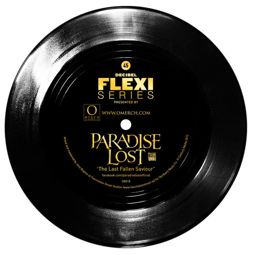 "Paradise Lost ""The Last Fallen Saviour"" (dB018)"
