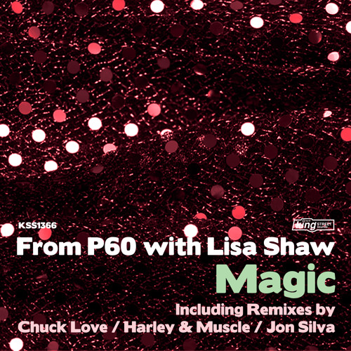 From P60 with Lisa Shaw - Magic Preview