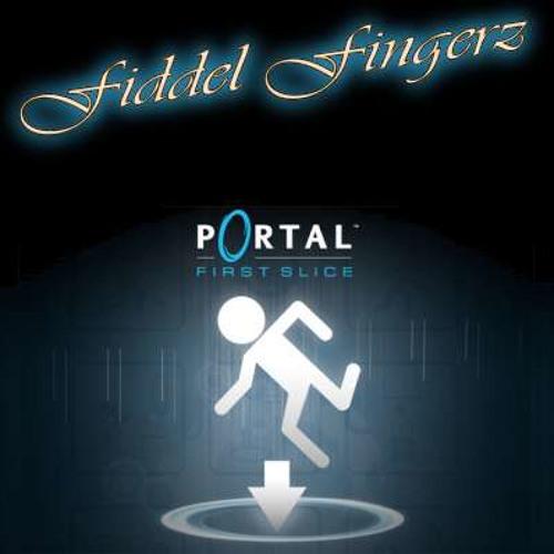 Fiddel Fingerz - Portal (Original Mix) DLA BLACK Records