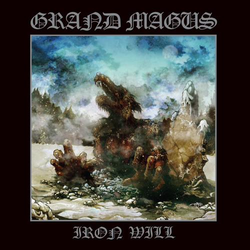 "Grand Magus ""Like the Oar Strikes the Water"""