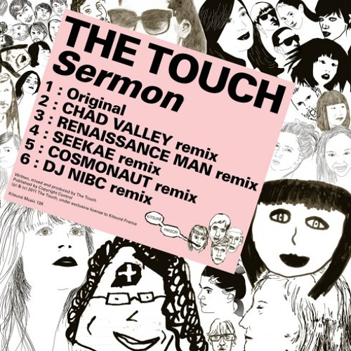 The Touch - Sermon (Marlon Hoffstadt Remix)