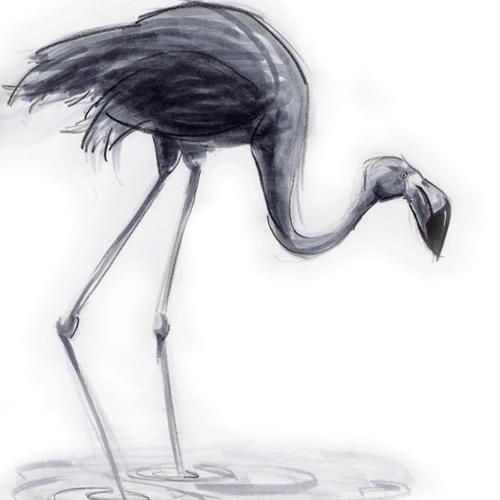 Flamingo Stunt