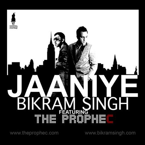 Jaaniye (instrumental) - Bikram Singh ft PropheC