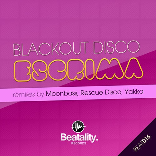 "Blackout Disco - Escrima (Rescue Disco path to the dream remix) ""OUT SOON!"""