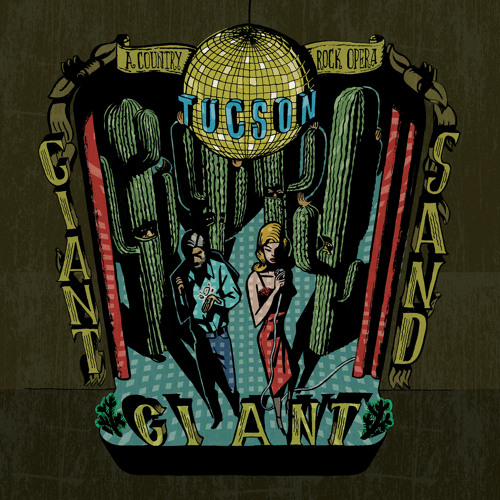 Giant Giant Sand - Detained