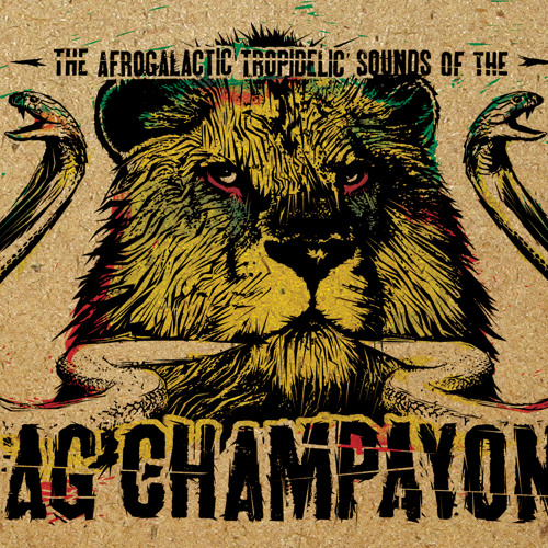 """183rd St. Flea Market"" ft. Itagui & El Chino Dreadlion"