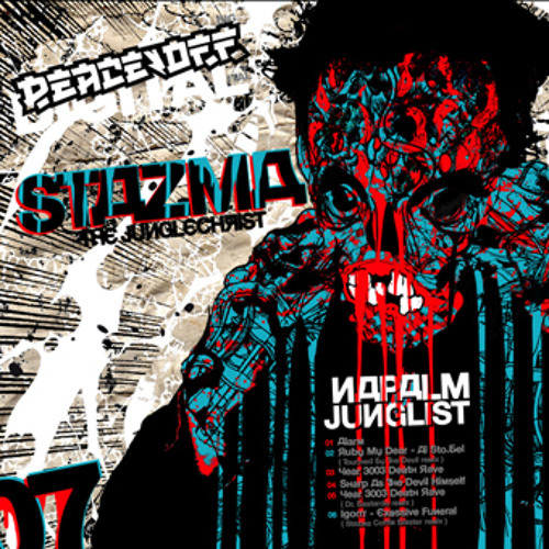 Stazma the Junglechrist - Year 3003 Rave (Dr. Bastardo Mix)