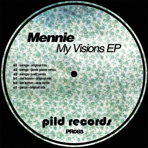 Mennie - Garua - Original Mix - PR085