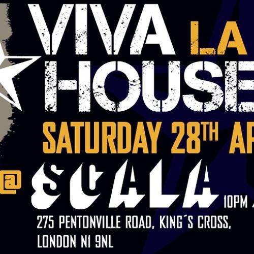 RICKY WARD Viva La House 28th April 2012 Promo Mix